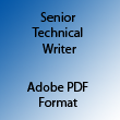 Senior Technical Writer PDF